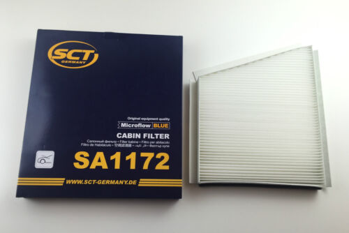 Pollenfilter Innenraumfilter SCT Germany Mercedes E-Klasse W211 S211 CLS C219