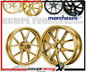 Roues Marchesini Aluminium forgé Oro Aluminium Wheels Ducati MTS 1200