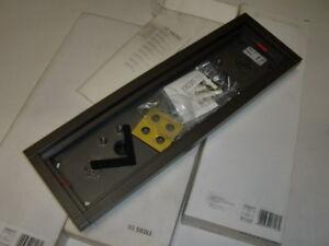 SIEDLE-GA611-4-1-0GM-AP-Gehaeuse-Aufputz-Rahmen-GA-611-4-1-0-GM-graphit-metallic