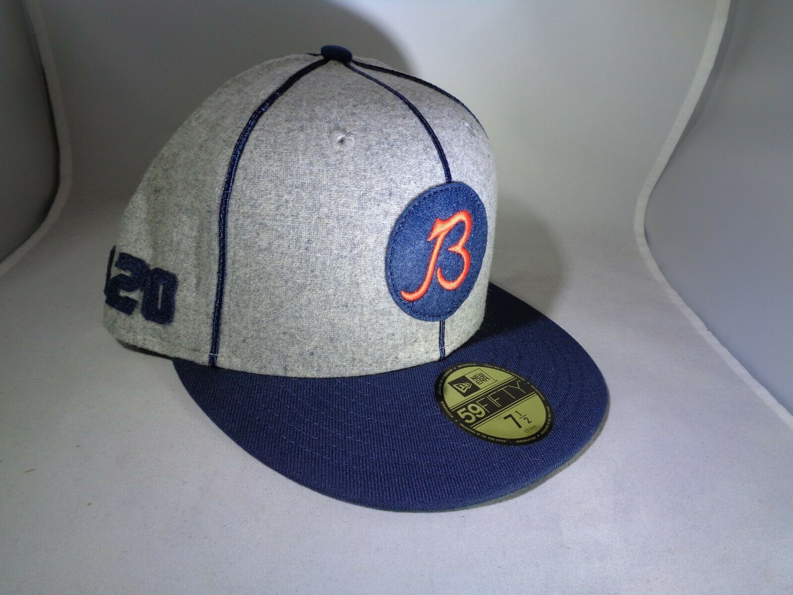New Era 59Fifty Cap Sideline 30s Home Chicago Bears