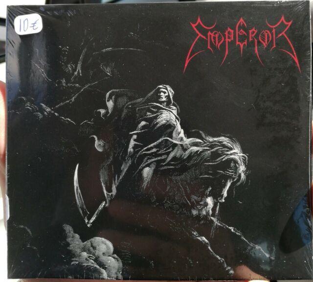 """Emperor """"Emperor / Wrath of the Tyrant"""" CD Digisleeve (Black Metal) NO"""