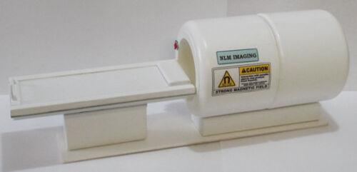 Casa de muñecas en miniatura MRI máquina escala 1//12th Juguete Médico Hospital Coleccionable
