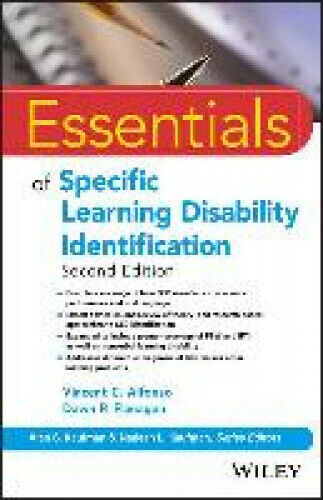 Essentials of Specific Learning Disability Identification (Essentials of