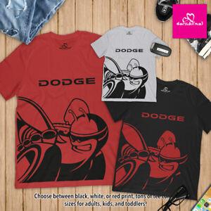 Dodge Challenger SRT Demon Youth T-Shirt American Muscle Car Hemi