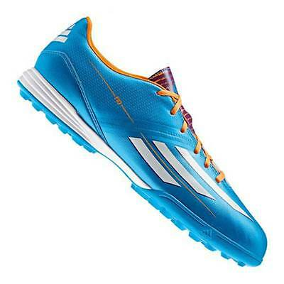 Adidas Da Uomo F10 Trx Tf Astroturf Football Tg Uk 12.5 13 Solo 2 Rimasti- Smoothing Circulation And Stopping Pains