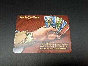 NEVER PLAYED RED DRAGON INN  PROMO OMNI-SIGHT GOGGLES PRIZE VARIANT CARD