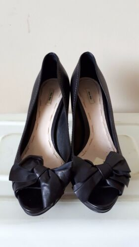 Miu Miu Bow Pumps