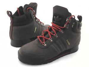 eb1f4a61ae9 Adidas BLAUVELT Hiking Boots Brown Cordura Shoes B44109 Mens US 11 ...