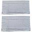 Indexbild 28 - 2 Stück Kopfkissenbezug Kissenbezug Kissenhülle Baumwolle Reißverschluss 40x80cm