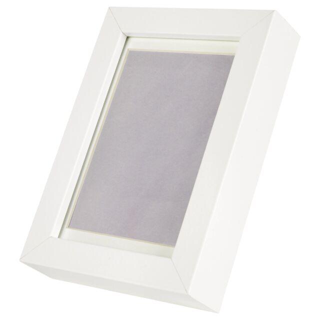 Ikea Ribba marco en blanco 23x23x4 5cm) - | eBay