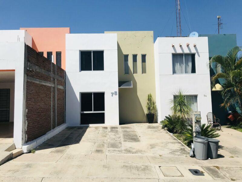 Se Vende Casa Privada Cumbres II Sector Santa Fe Excelente Ubicacion en Culiacan