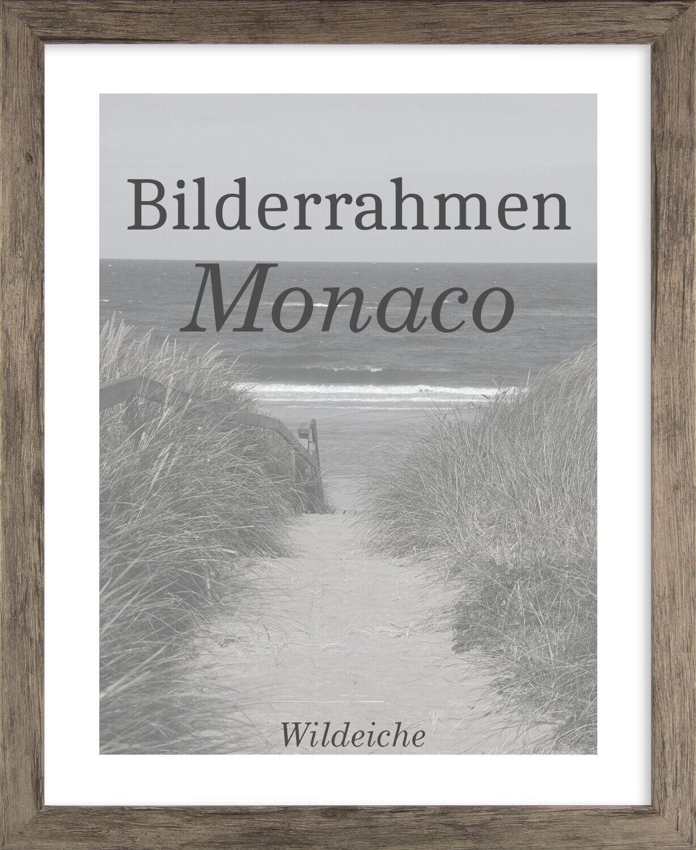 Bilderrahmen Monaco 51x76 cm Foto Poster Puzzle Galerie 76x51 cm