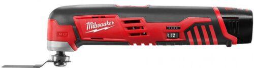Milwaukee Cordless Oscillating Battery Charger M12 2426-21 Cutter Grinder Sander