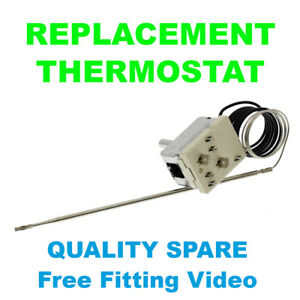 Stoves 444440800 444440801 444441067 444441653 444441979 four principal Thermostat
