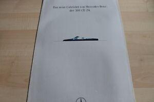121519-Mercedes-300-CE-24-Cabrio-W124-Ubergroesse-Prospekt-08-1991