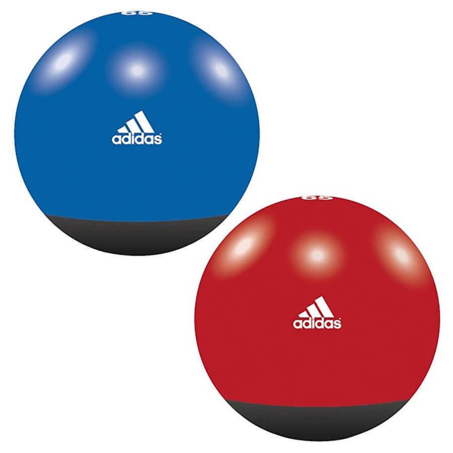 chasquido Adversario Higgins  Adidas Premium Weighted Gym Ball 65cm Exercise Swiss Fitness Yoga Training    eBay
