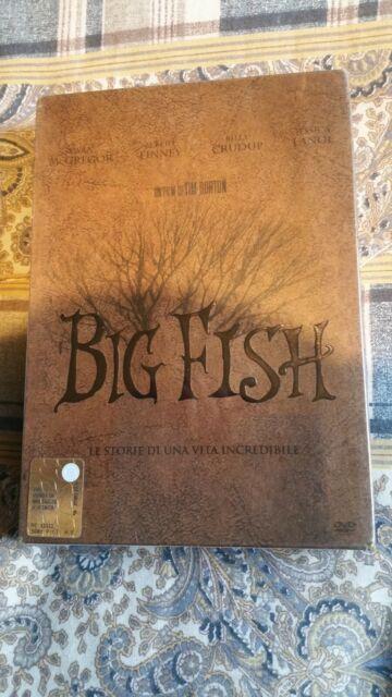 Big Fish - Limited Edition 3000 copie Nuovo Sigillato Stampa Italiana