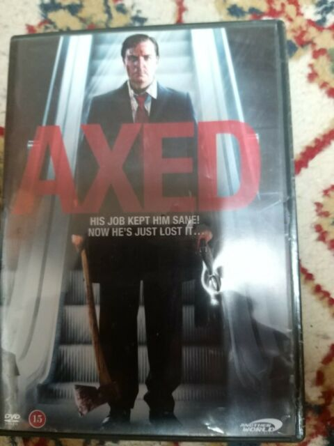 Axed [DVD] uncut English language Another World version