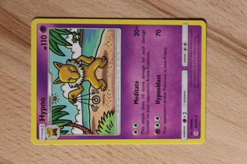 Singles//Playsets Sun /& Moon Non-Holo Pokemon Cards