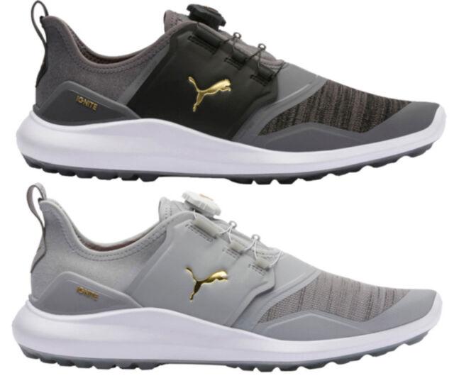 Puma Ignite NXT Disc Golf Shoes 192245 Men's 2019 New Choose Color!