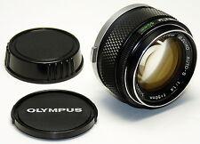 OLYMPUS Objektiv G.ZUIKO AUTO-S 1,4/50 - 1:1,4 f=50mm für OLYMPUS OM