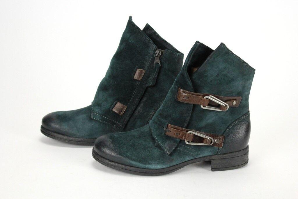 prezzo ragionevole Miz Miz Miz Mooz Yeats blu EU Dimensione 36 or 38 Donna  stivali  di moda