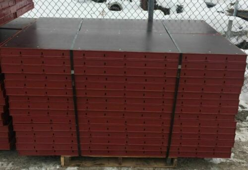 """Symons Forms 2/' x 4/' Panels  /""""NEW/"""" 50 Count plus"""