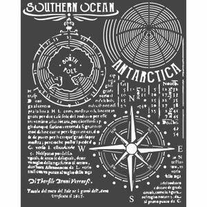 Stencil Southern Ocean