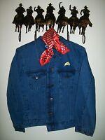 Parelli ladies Denim Jacket Medium- Never Worn Shrinkwrapped