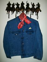 Parelli ladies Denim Jacket Medium- Never Worn Shrinkwrapped