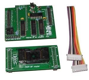 Details about TSOP48 16BIT ZIF ADAPTER V2 0 | ADP-042 | GQ-4X GQ-3X |  WILLEM PROGRAMMER