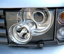 Range Rover L322 front head Light Lamp Lens Glass left hand nearside N/S genuine