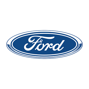 Ford Die Cut Decal Made in USA Multiple Color Options /& Sizes Available 6+yrs