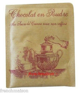 10PAK-Les-Confitures-a-l-039-Ancienne-Chocolate-COCOA-MIX-French-Travel-AWARD-WINNER