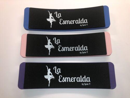 without velvet bags,Pink Color Ballet turning board,Dancer training board