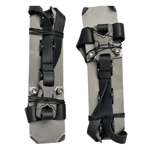 Details about  /Vargo Pocket Cleats Titanium Strap Snow Running Ultralight Hike Womens Small 6-9