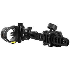 "Axcel Armortech Pro Sight Black 5 Pin .010"""