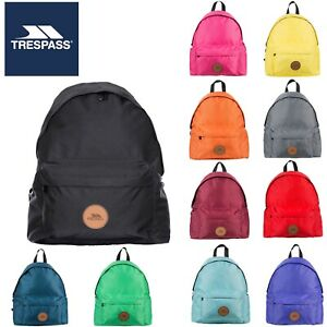 Trespass-Casual-Backpack-Canvas-Travel-Bag-Rucksack-18L
