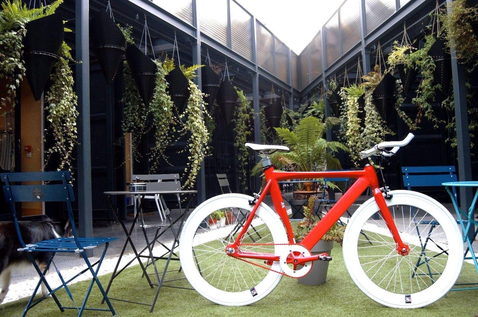 NOLOGO  X  - Type RED new Single Speed freewheels Road bike Fixed Gear fixie