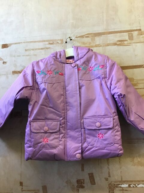 Age 12-18 Month Girls Coat
