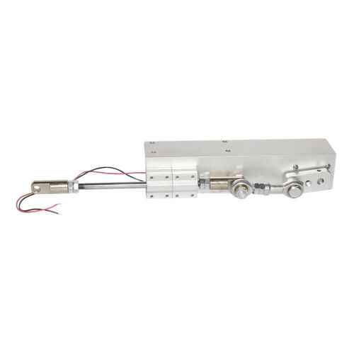 Linear Actuator Reciprocating Motor DC Motor 12V 24V 30//50//70mm for DIY Design