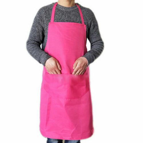 Réglable Bib Tablier Robe Hommes Femmes Cuisine Restaurant chef Classique Cuisson Bib