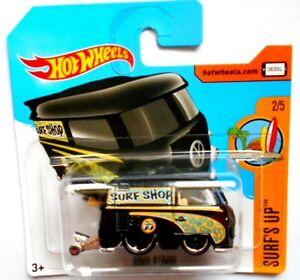 HOT-WHEELS-KOOL-KOMBI-SURF-039-S-UP-Mattel-1P