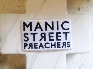 Manic-Street-Preachers-Festival-Alternate-Iron-On-Patches-Patch