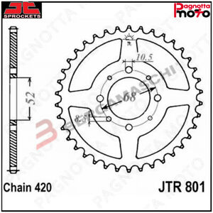 A51080129-JTR801-29-CORONA-TRASMISSIONE-JT-SPROCKETS-801-Z29