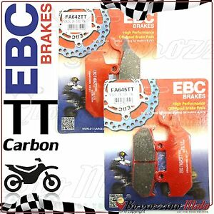PASTIGLIE-FRENO-ANTERIORE-CARBON-EBC-TT-CAN-AM-COMMANDER-MAX-1000-2014