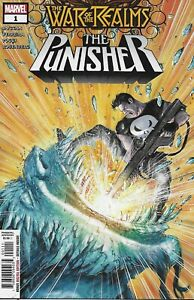 War-Of-The-Realms-Punisher-Comic-Issue-1-Modern-Age-First-Print-2019-Duggan