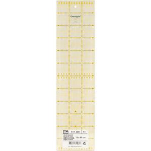 Prym Universal Patchwork-Lineal 15x60 cm Winkel 611308