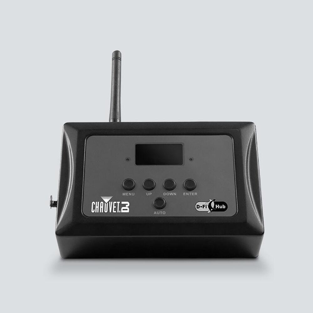 Chauvet D-Fi Hub Wireless DMX Transmitter Receiver