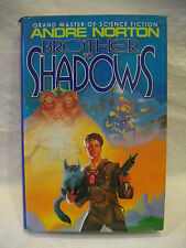 Andre Norton BROTHER TO SHADOWS 1993 hardcover science fiction book 1st ed HC DJ